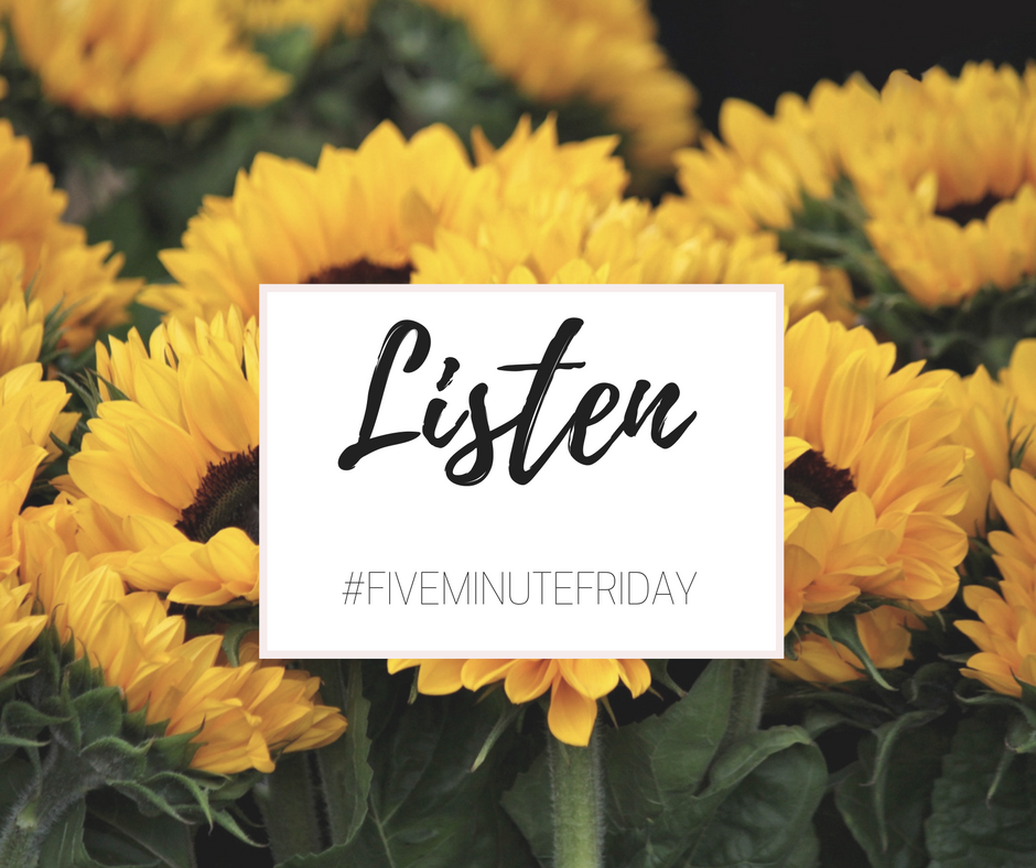 five-minute-friday-listen